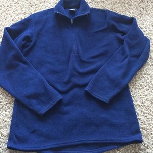 PATAGONIA Small Blue Women's Pullover Fleece